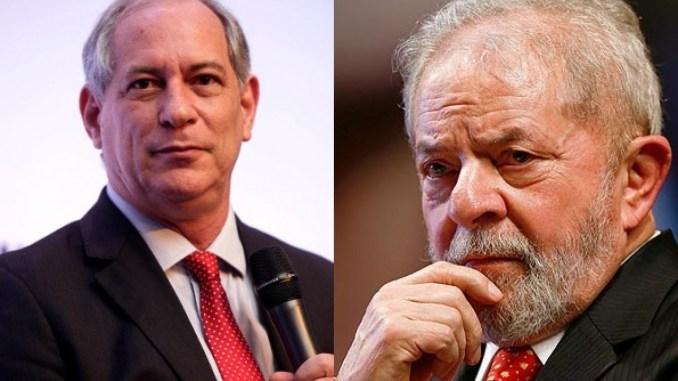 """Ciro Gomes detona Lula: """"Se tem um brasileiro que sabe que o Lula não é inocente, sou eu"""""""