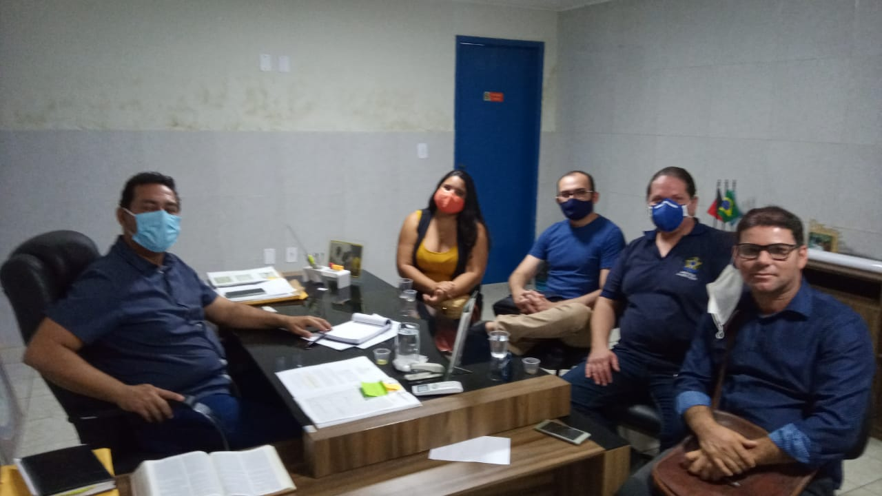 Prefeitura de Lucena se reúne com representantes do IFPB para discutir  implantação de cursos na cidade – Tá na Área